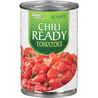 Great Value: Chili Ready Tomatoes, 14.5 Oz