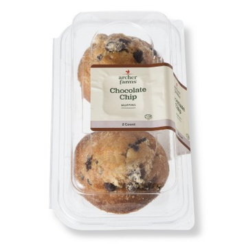 Archer Farms Chocolate Chip Muffins 2 ct