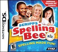 THQ Scripps Spelling Bee
