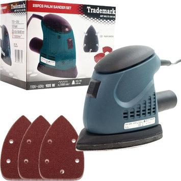 Trademark Tools Mouse Sander Set - 28 pc.