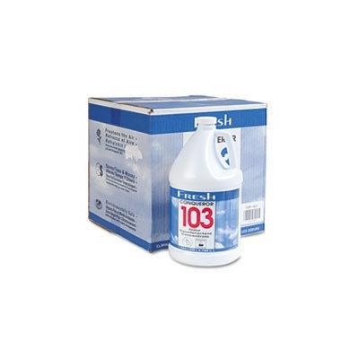 Fresh Products Conqueror 103 Odor Counteractant Concentrate, Gallon