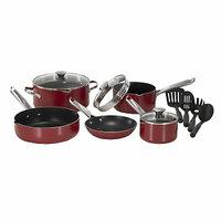 WearEver Cook & Strain 12-piece Cookware Set