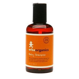 Erbaorganics Baby Shampoo