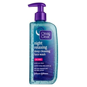 Clean & Clear CLEAN & CLEAR 8 floz Gel Cleansing Facial Cleanser