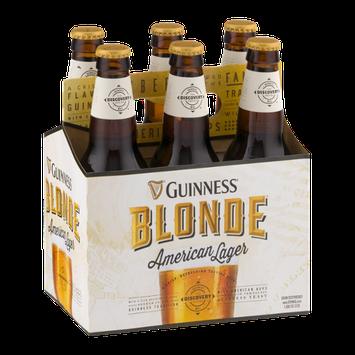 Guinness Blonde American Lager - 6 PK