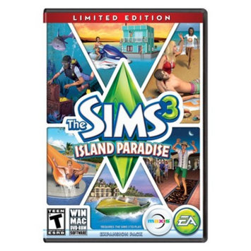 Electronic Arts The Sims 3: Island Paradise - Limited Edition (PC Games)