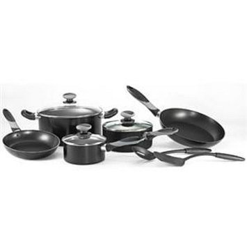 Mirro W003SA82 Get-A-Grip Nonstick Cookware Set