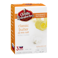 Orville Redenbacher's Gourmet Popping Corn Classic Butter & Sea Salt