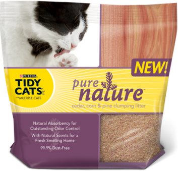 Tidy Cats Pure Nature Litter