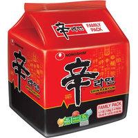 Head Country Nongshim Shin Ramyun Gourmet Spicy Noodle Soup, 4.2 oz, 4 count