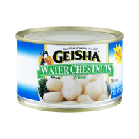 Geisha Whole Water Chestnuts