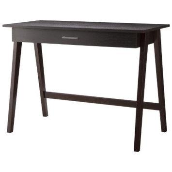 Writing Desk: Threshold Basic Desk - Brown