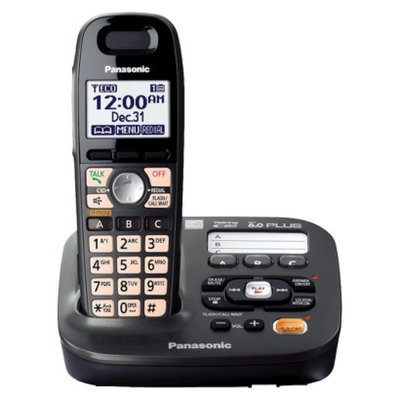 Panasonic DECT 6.0 Plus Cordless Phone System (KX-TG6591T) with