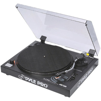 PylePro PLTTB3U Belt Drive USB Turntable with Digital Recording Software