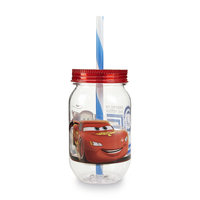Zak Designs Cars Boy's Tumbler Jar, Lid & Straw - ZAK DESIGNS, INC./INFANT DIVISION