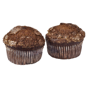 Hot Cakes Bakery Muffins Pumpkin 'n Spice - 2 CT
