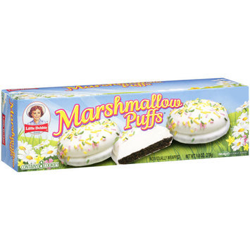 Little Debbie Snacks Marshmallow Puffs Cookies, 8ct