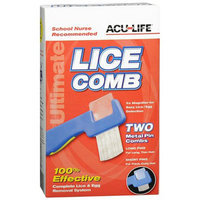 Acu-Life Ultimate Lice Comb