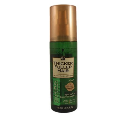 Thicker Fuller Hair Root Lift & Bodifying Spray 6.25 Oz. (Case of 6)