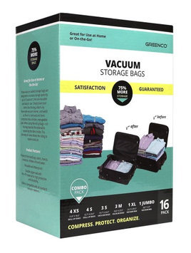 Greenco Vacuum seal, Space Saver Storage Bags