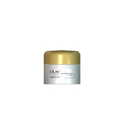 Olay Complete Ageless Eye Brightening Cream, 0.5 Ounce