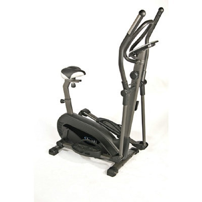 Avari E175 Magnetic Elliptical with Adjustable Seat
