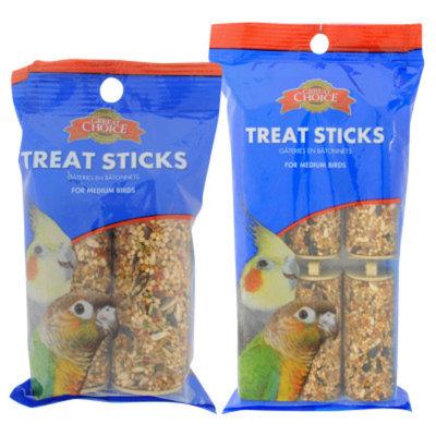 Grreat ChoiceA Medium Bird Treat Sticks