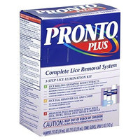 Pronto Plus Lice Removal System, Complete