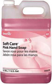 Soft Care Liquid Hand Soap (1 gal, Pink) [PK/4]. Model: 05639
