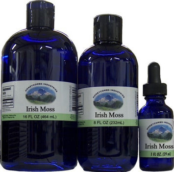 HoneyCombs Irish Moss Extract Alcohol Free (Liquid)
