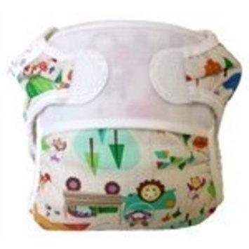 Bummis Swimmi Swim Diaper, Camping Critters, Medium (Discontinued by Manufacturer)