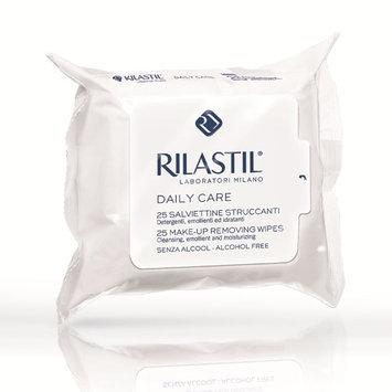 Rilastil Daily Care Make-Up Removing Wipes - 25 Pcs