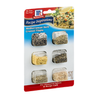 McCormick® Recipe Inspirations Mediterranean Herb Crusted Tilapia