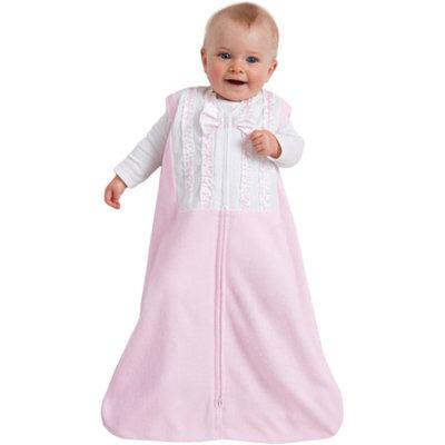 Halo HALO SleepSack Wearable Blanket, Pink Tuxedo, Small