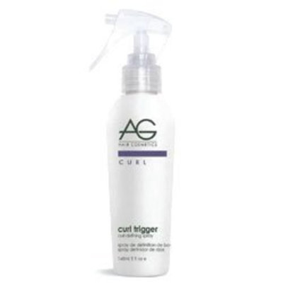 AG Hair Cosmetics Curl Trigger Curl Defining Spray for Unisex, 5 Ounce