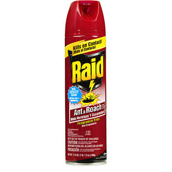 Raid Ant And Roach Aersol