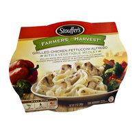 Stouffer's Farmers' Harvest Grilled Chicken Fettuccini Alfredo