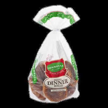 Gonnella Dinner Rolls Pretzel