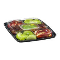 Del Monte® Fruit Tray with Naturally Fresh Caramel Dip