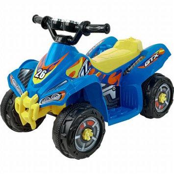 Lil' Rider Blue Bandit GT Sport Battery Operated ATV