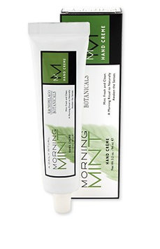 Archipelago Botanicals - Morning Mint Hand Cr me (White & Green) - Beauty
