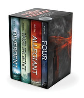 Harper Collins Publishers Divergent Series Ultimate Four-Book Box Set