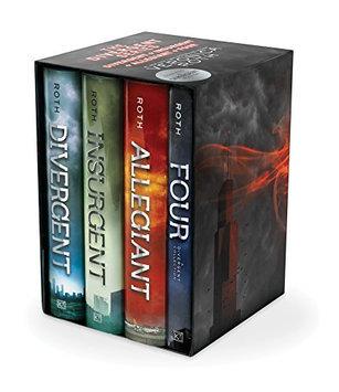 Harper Collins Publishers Divergent Series Ultimate Four-Book Box Set