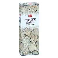 Hem White Sage Tubes Incense