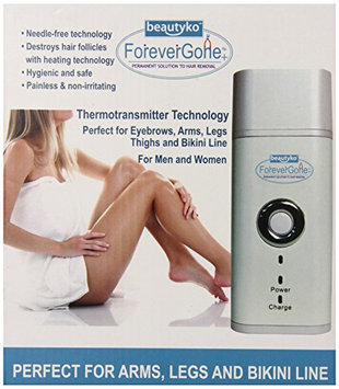 Forever Gone Portable Painless Hair Removal System for All Skin Types