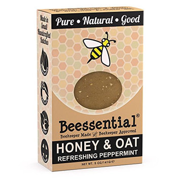 Beessential Refreshing Peppermint Soap