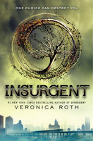 Insurgent (Divergent Series #2) by Veronica Roth (Hardcover)