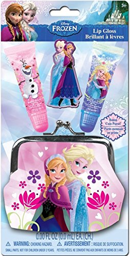 Frozen Lip Tube with Purse