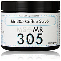 Ms and Mr 305 COFFEE BODY SCRUB FOR MEN