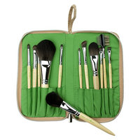 Royal Brush S.I.L.K Greenline S.I.L.K Pro 12 Piece Brush Set